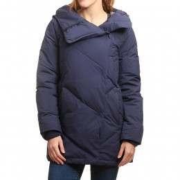 Roxy Abbie Jacket Peacoat Navy