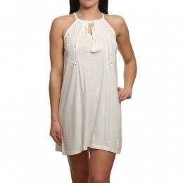 Roxy Enchanted Island Dress Marshmallow