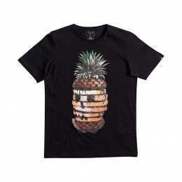 Quiksilver Boys Hot Pineapple Tee Black