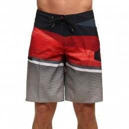 Quiksilver Slash Logo Vee Boardshorts Black