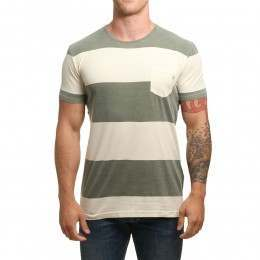 Quiksilver Maxed Out Hero Tee Four Leaf Clover