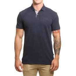 Quiksilver Miz Kimitt Polo Shirt Navy Blazer