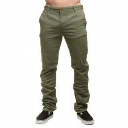 Quiksilver Everyday Light Chinos Four Leaf Clover