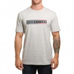 Quiksilver Daily Surf Tee Athletic Heather