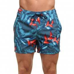 Quiksilver Paradise Point Volley Shorts Ind Teal