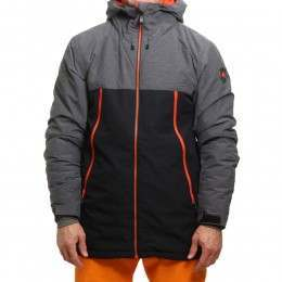 Quiksilver Sierra Snow Jacket Black