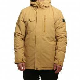 Quiksilver Mission Snow Jacket Mustard Gold