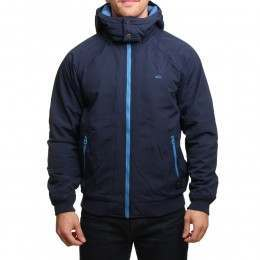 Quiksilver Out The Back Jacket Navy Blazer