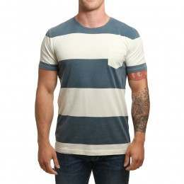 Quiksilver Maxed Out Hero Tee Indian Teal