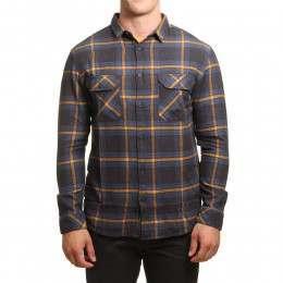 Quiksilver Fitz Forktail Shirt Tarmac