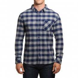 Quiksilver Motherfly Shirt Medieval Blue