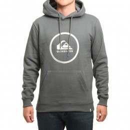Quiksilver Big Logo Hoody Urban Grey