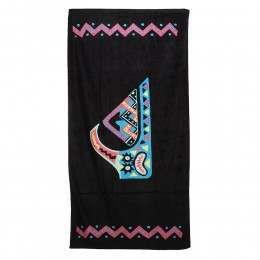 Quiksilver Modern Original Beach Towel Black