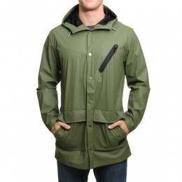 Quiksilver Travers Deep Jacket Four Leaf Clover