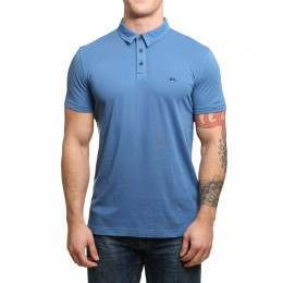 Quiksilver Sun Cruise Polo Shirt Vallarta Blue