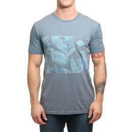Quiksilver Faded Time Tee Dark Denim