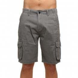 Quiksilver Deluxe Cargo Shorts Castlerock