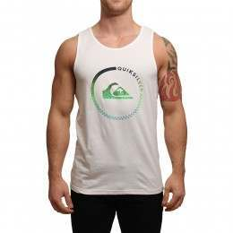 Quiksilver Everyday Active Tank White