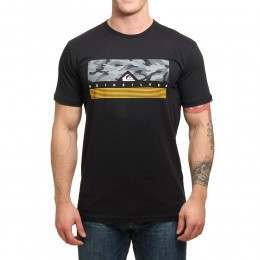 Quiksilver Jungle Box Tee Black