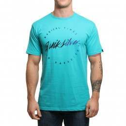 Quiksilver Right Up Tee Viridine Green