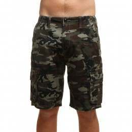 Quiksilver Everyday Deluxe Cargo Shorts Camo