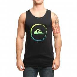 Quiksilver Everyday Active Tank Black