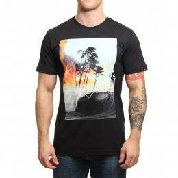 Quiksilver Wave Thunder Tee Black
