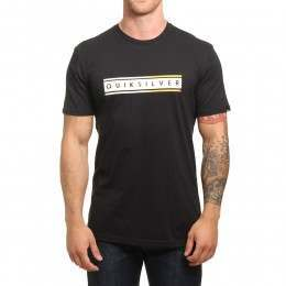 Quiksilver Daily Surf Tee Black