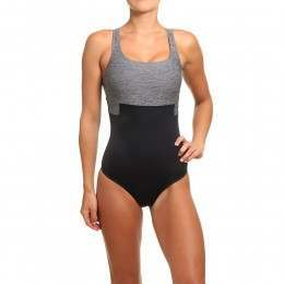 Roxy Keep It Roxy One Piece Anthracite