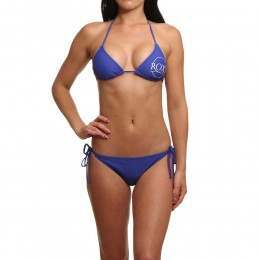 Roxy Mix Adventure Bikini Royal Blue