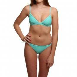 Roxy Ready Made Rev Bikini Set Pool Blue