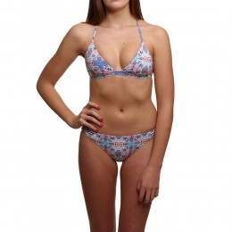 Roxy Strappy Love Bikini Set Marshmallow