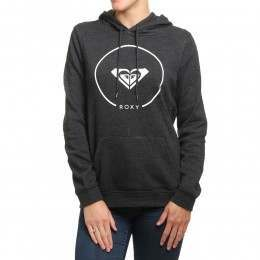 Roxy After Surf Hoody Anthracite Heather
