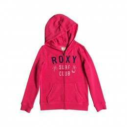 Roxy Girls The Endless Round Z/Hoody Rouge Red