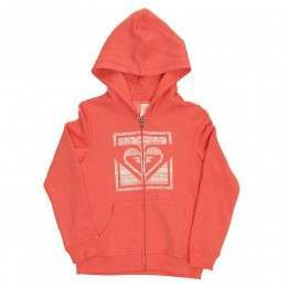 Roxy Girls Tatakoto Hoody Sugar Coral