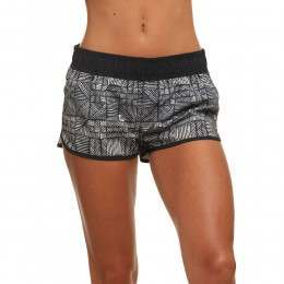 Roxy Love Boardshorts Anthracite Geo