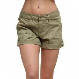 Roxy Memory Holidays Shorts Oil Green