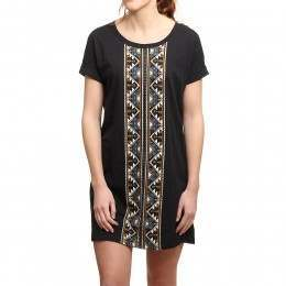 Roxy For The Roses Dress Anthracite
