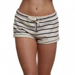 Roxy Signature Shorts Stripe Marshmallow