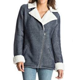 Roxy Full Moon Jacket Blue Print