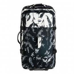 Roxy Fly Away Too Luggage Anthracite Love Letter