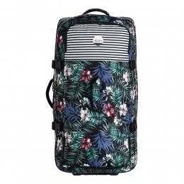 Roxy Long Haul Luggage Belharra Flower