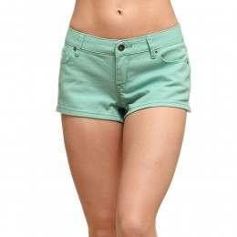 Roxy Forever Colours Shorts Creme De Menthe