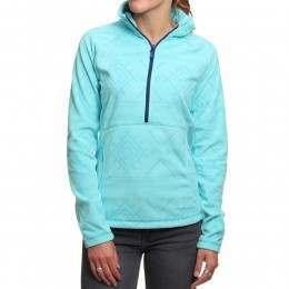 Roxy Cascade Fleece Blue Radiance