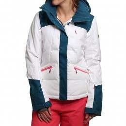 Roxy Flicker Snow Jacket Bright White