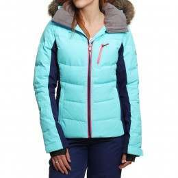 Roxy Snowstorm Snow Jacket Blue Radiance
