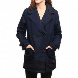 Roxy Moonlight Jacket Peacoat