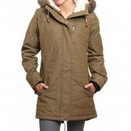 Roxy Tara Jacket Military Olive