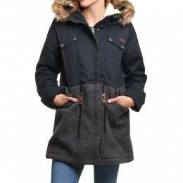 Roxy Anzoras Land Jacket True Black