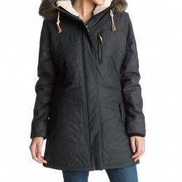 Roxy Tara Jacket True Black